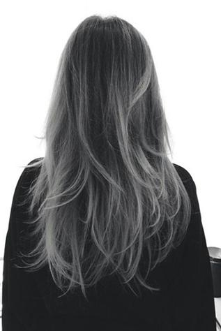 dark-grey-hair-color-trend